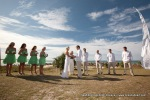 Oceana Wedding Celebrant Amanda and Nick and wedding party Byron Bay